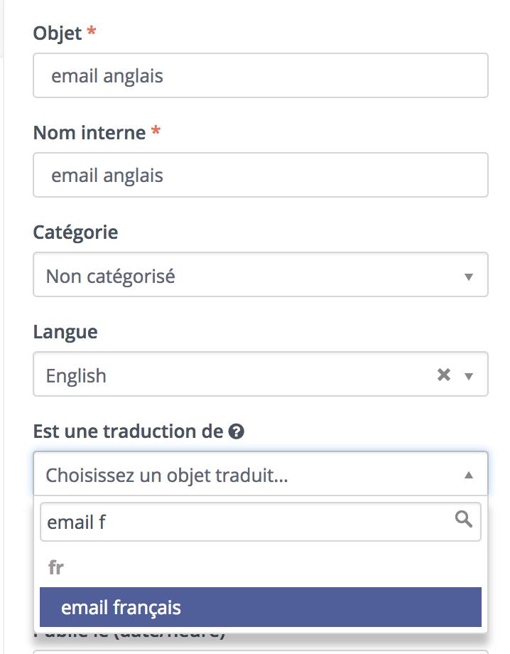 Comment Creer Une Traduction D Un Email Webmecanik